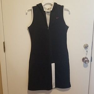 Nike hooded active dress